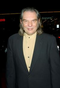Leon Rippy at the premiere of