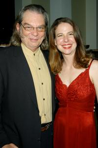 Leon Rippy and Robin Weigert at the premiere of