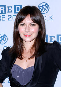 Jill Flint at the 2011 Wired Store opening night party.