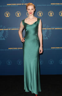 Deborah Ann Woll at the 64th Annual Directors Guild Of America Awards.