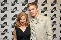 CEO of the One Club Mary Warlick and Zachary Booth at the 36th Annual ONE Show Honors The Best In International Advertising Awards Ceremony.
