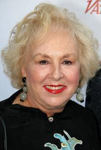 Doris Roberts at the Actors Fund of America's 10th annual Tony awards dinner.