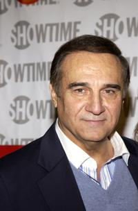 Tony Lo Bianco at the New York screening of