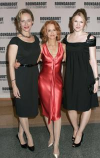 Laila Robins, Swoosie Kurtz and Lily Rabe at the Heartbreak House debut.