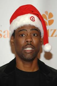 Chris Rock at the Salvation Army and Safe Horizon very special