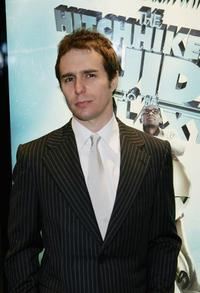 Sam Rockwell at the World Premiere of
