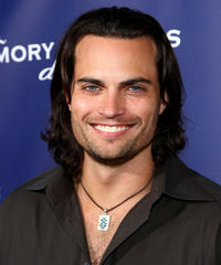Scott Elrod at the California premiere of