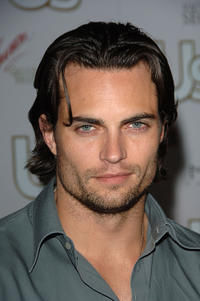 Scott Elrod at the US Hollywood 2007 party in California.