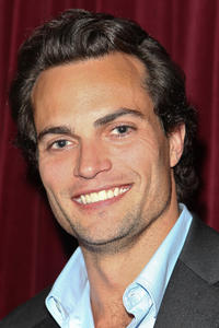 Scott Elrod at the red carpet of the opening night of