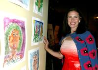 Mimi Rogers at the 7th Annual Express Yourself chairty event.