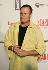 Michael Rooker at the Scarface: The World is Yours Video Game Launch Party.