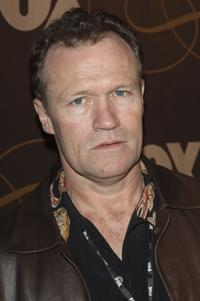 Michael Rooker at the Fox Winter TCA Party.