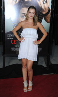 Julianna Guill at the California premiere of