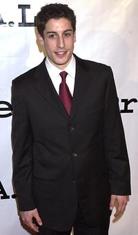 Jason Biggs at the 5th Annual New York City Gala.