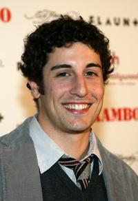 Jason Biggs at the Las Vegas premiere of