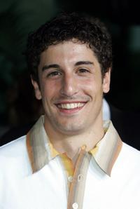 Jason Biggs at the Hollywood premiere of