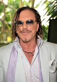 Mickey Rourke at the AFI Awards 2008.
