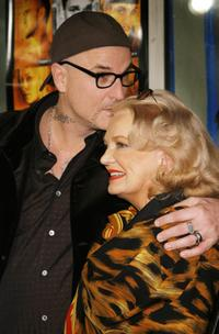 Gena Rowlands and Nick Cassavetes at the premiere of the Universal Pictures'