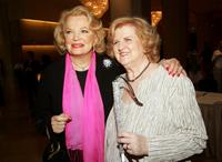 Gena Rowlands and Helen Harris at the 32nd Annual Vision Awards.