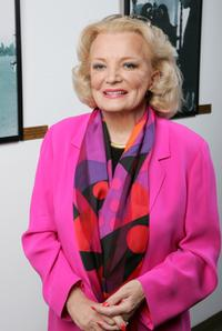 Gena Rowlands at the First Look Pictures premiere of