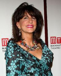 Mercedes Ruehl at the after party of the opening night of
