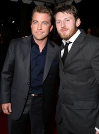 Peter Billingsley and Keir O'Donnell at the Hollywood premiere of