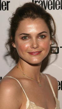 Keri Russell at the Conde Nast Traveler Hot List Party in N.Y.