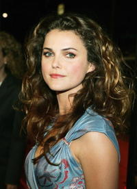 Keri Russell at the L.A. premiere of