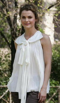 Keri Russell at the Rome photocall of