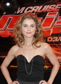 Keri Russell at the Belgium premiere of