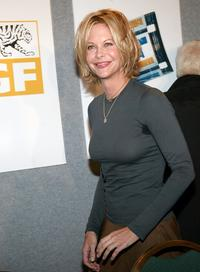 Meg Ryan at 2003 Toronto International Film Festival.