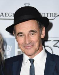 Mark Rylance at the premiere of
