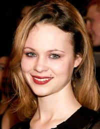 Thora Birch at the 13th Annual Night of 100 Stars Oscar Viewing Black Tie gala.