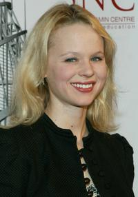 Thora Birch at the Russian Nights Film Festival.