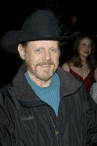William Sanderson at the premiere of