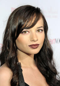 Ashley Rickards at the 8th Annual Teen Vogue Young Hollywood party in California.