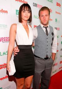 Wendy Glenn and Scott Caan at the 11th Annual CineVegas Film Festival.
