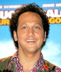 Rob Schneider promotes his new movie