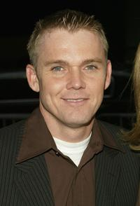 Rick Schroeder at the ABC Network All-Star Party.