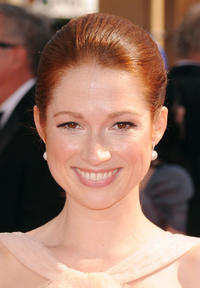 Ellie Kemper at the 62nd Annual Primetime Emmy Awards in California.