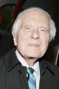 Angus Scrimm at the launch party of