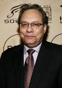 Lewis Black at the Kenneth Cole's