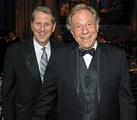 Doug Herzog and George Segal at the  38th AFI Life Achievement Awards.