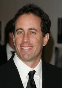 Jerry Seinfeld at the 38th Annual Party In The Garden at the MoMA Museum in N.Y.