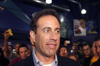Jerry Seinfeld promotes