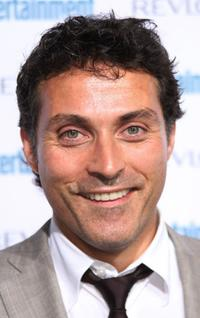 Rufus Sewell at the Entertainment Weekly's Sixth Annual Pre-Emmy Celebration party.