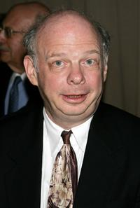 Wallace Shawn at the spring benefit of