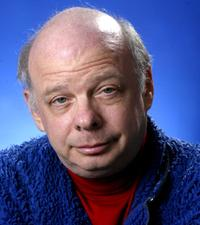 Wallace Shawn at the 2004 Sundance Film Festival.