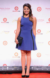 Gina Rodriguez at the 26th Annual Hispanic Heritage Awards.