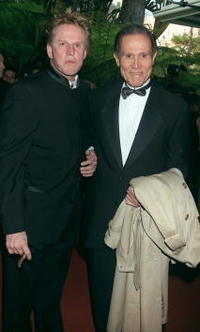 Gary Busey and Henry Silva at the 10th Annual